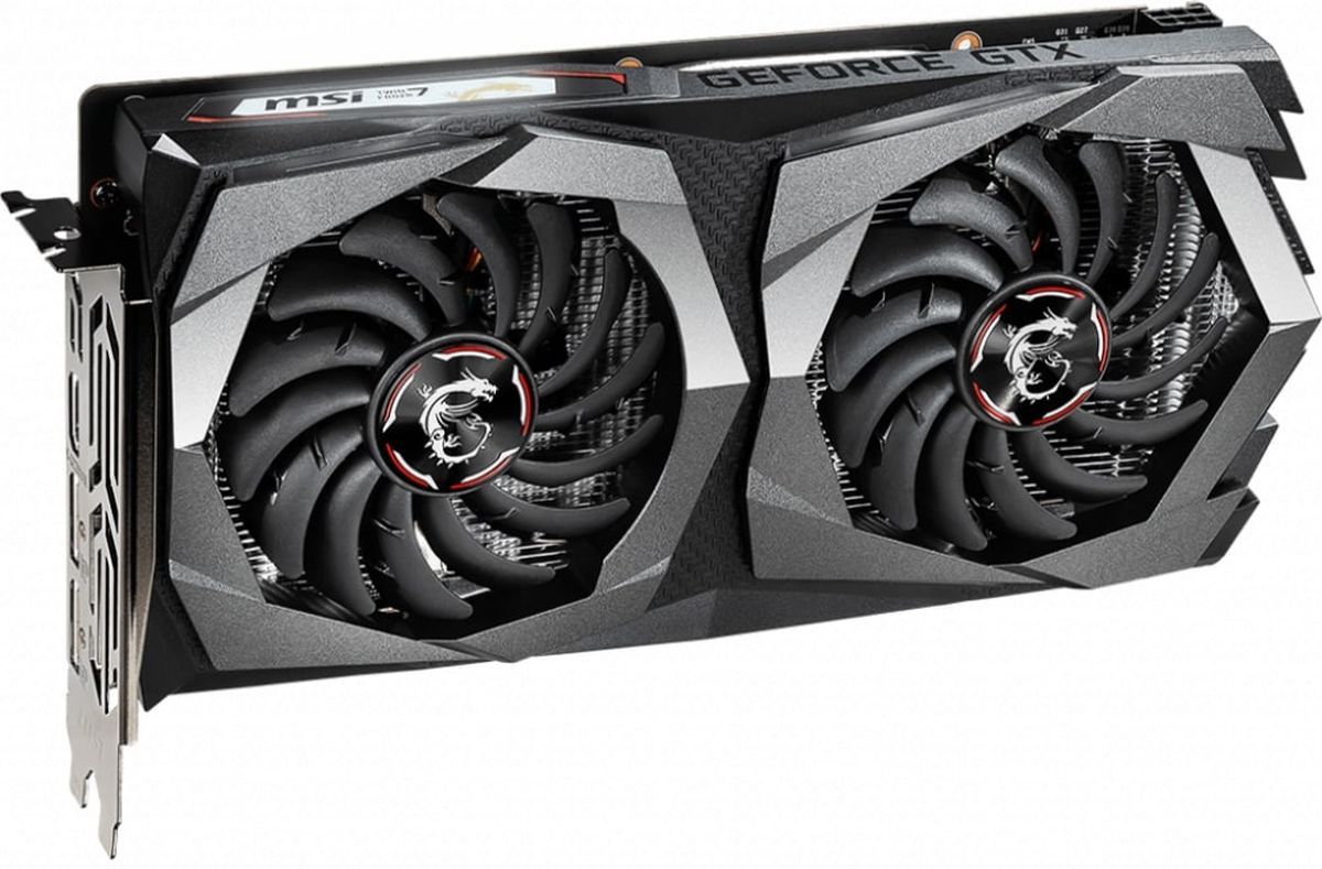 Фото - Видеокарта MSI GeForce GTX 1650 GAMING X 4GB, GTX 1650 GAMING X 4G msi gtx 1070 gaming x 8g