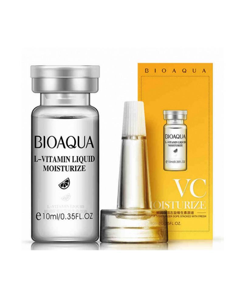 Сыворотка Bioaqua с витамином C и гиалуроновой кислотой, BQY3078
