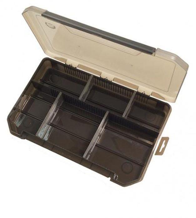 Коробка для приманок Три кита, 200196, 34 х 21,5 х 5 см сумка три кита рыболовная кор кдп 4 4шт кор кдп 3 1шт