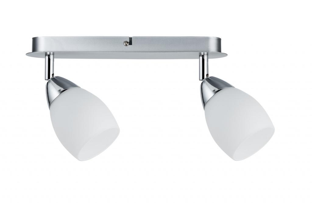 цена на Светильник Spotlight WolbalLED max2x10W GU10, хром