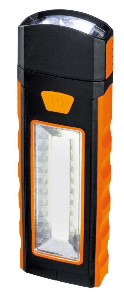 Фонарь Work light Orange/Schwarz Kunststoff