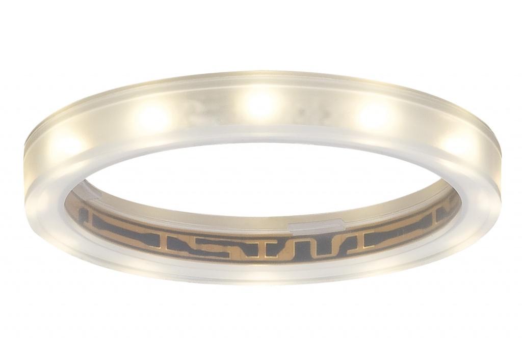 Светильник Star Line Ring LED 1x1.5W 2700K потолочный светодиодный светильник paulmann star line led ring 98887