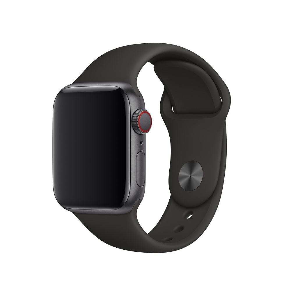 Ремешок COTEetCI W3 Sport Band (CS2086-BK) для Apple Watch series 1/2/3 42/44mm Black подставка just mobile hoverdock st 368 для apple watch алюминий серебристый