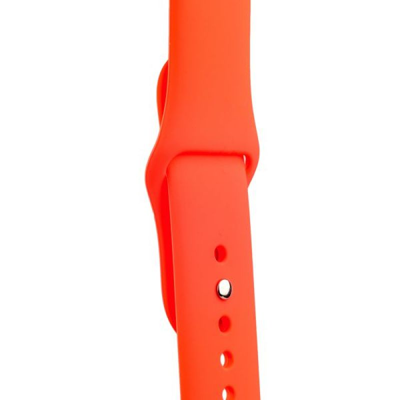Ремешок COTEetCI W3 Sport Band (CS2086-RD) для Apple Watch series 1/2/3 42/44mm Red подставка just mobile hoverdock st 368 для apple watch алюминий серебристый