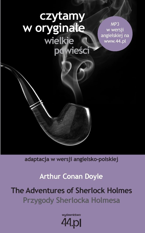 Doyle Arthur Conan Przygody Sherlocka Holmesa