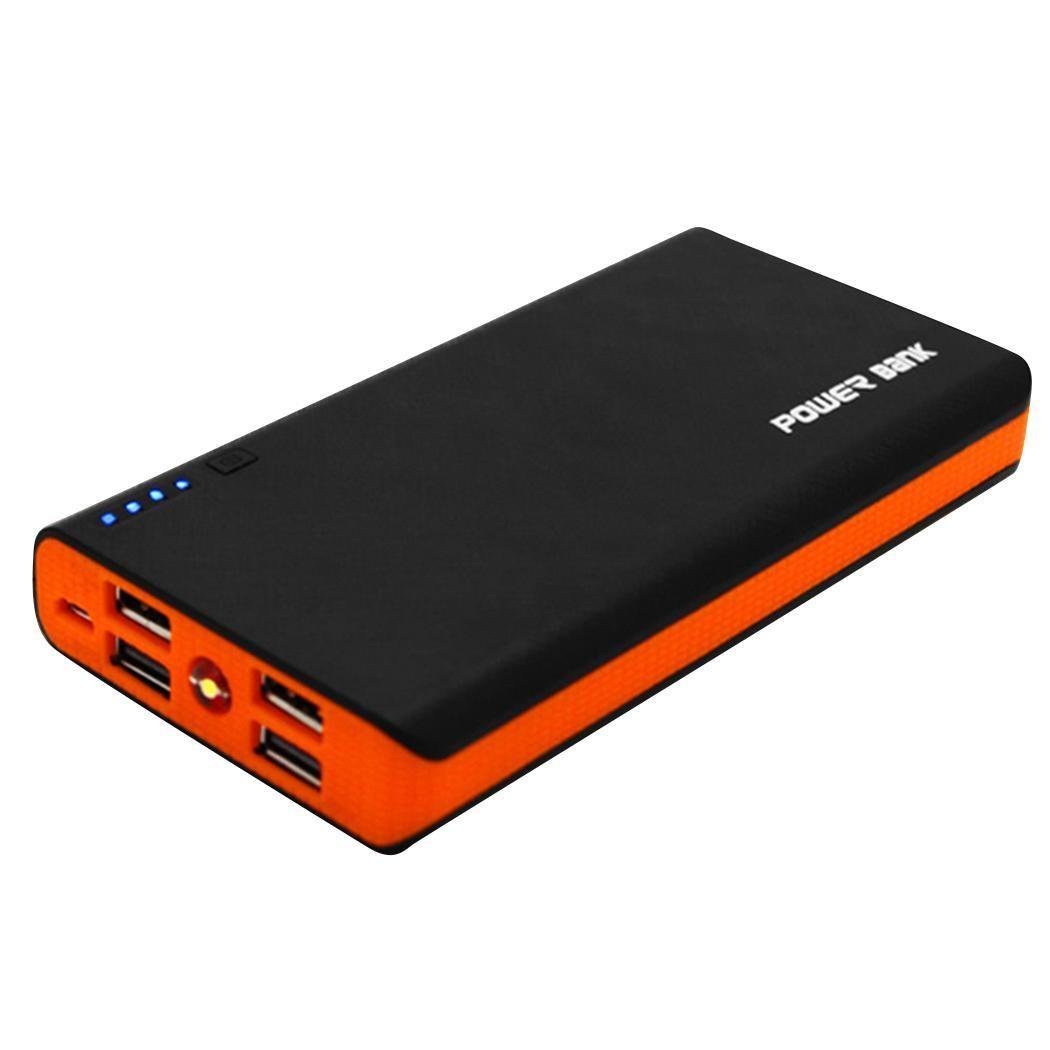 Фото - Внешний аккумулятор Power Bank аккумулятор