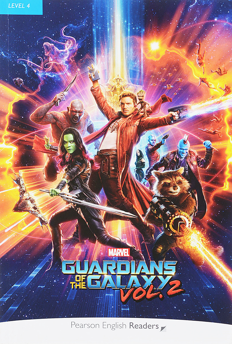 Marvel Guardians of the Galaxy 2 Bk/MP3 CD guardians of the galaxy creating marvel s spacefaring super heroes