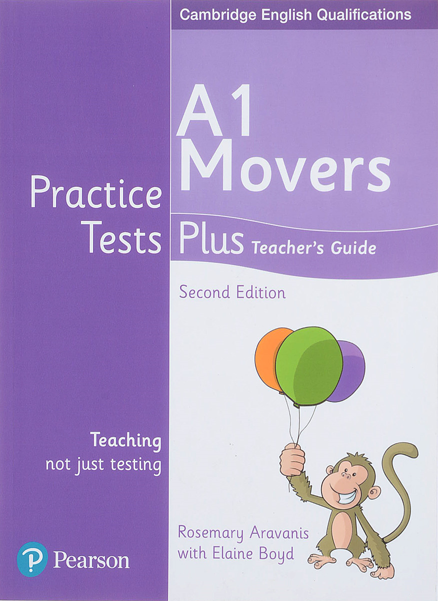 Practice Tests Plus C YLE 2ed Movers Teacher's Guide movers practice tests cd rom