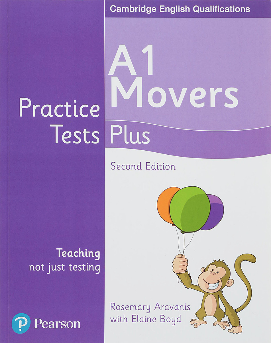 Practice Tests Plus C YLE 2ed Movers SB movers practice tests cd rom