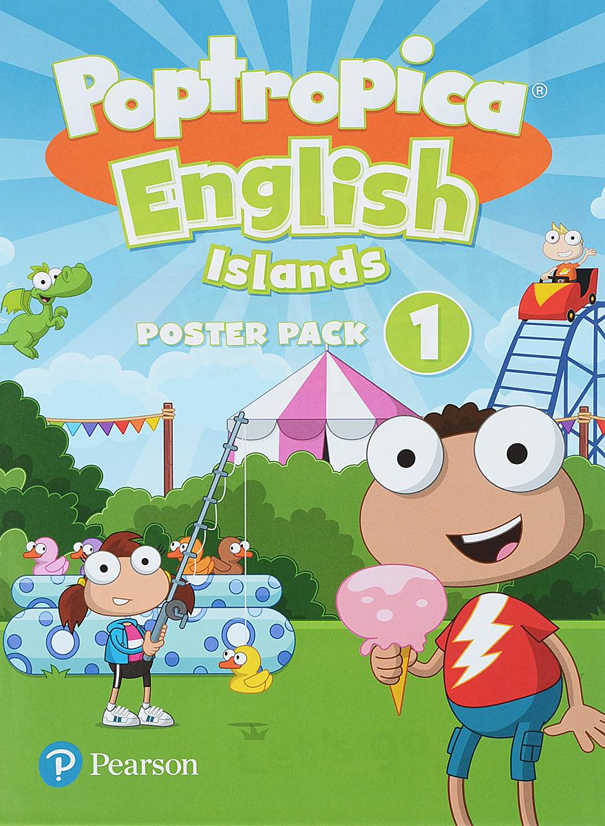 лучшая цена Poptropica English Islands 1 Posters