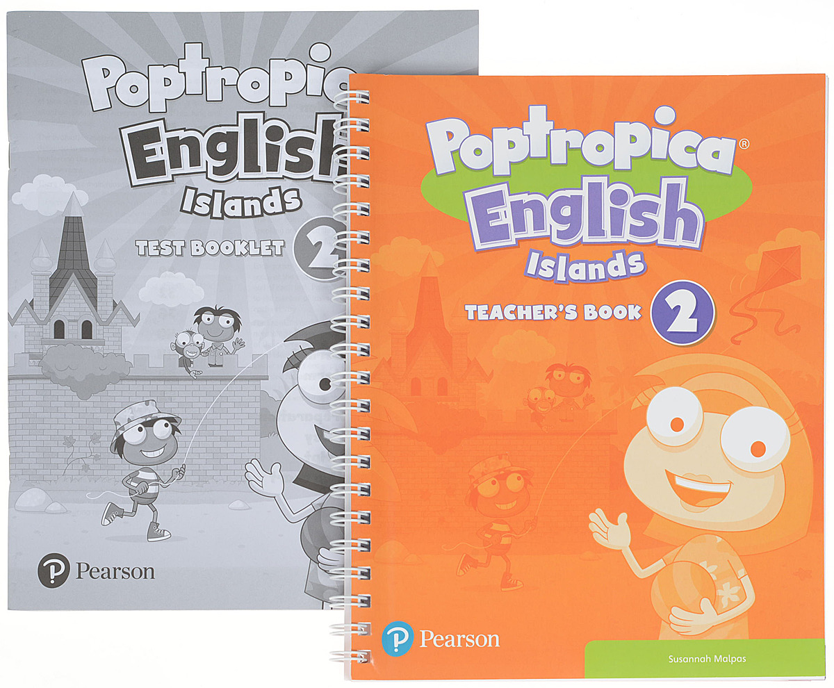 Poptropica English Islands 2 TB/Test Book surprise primary 2 test book