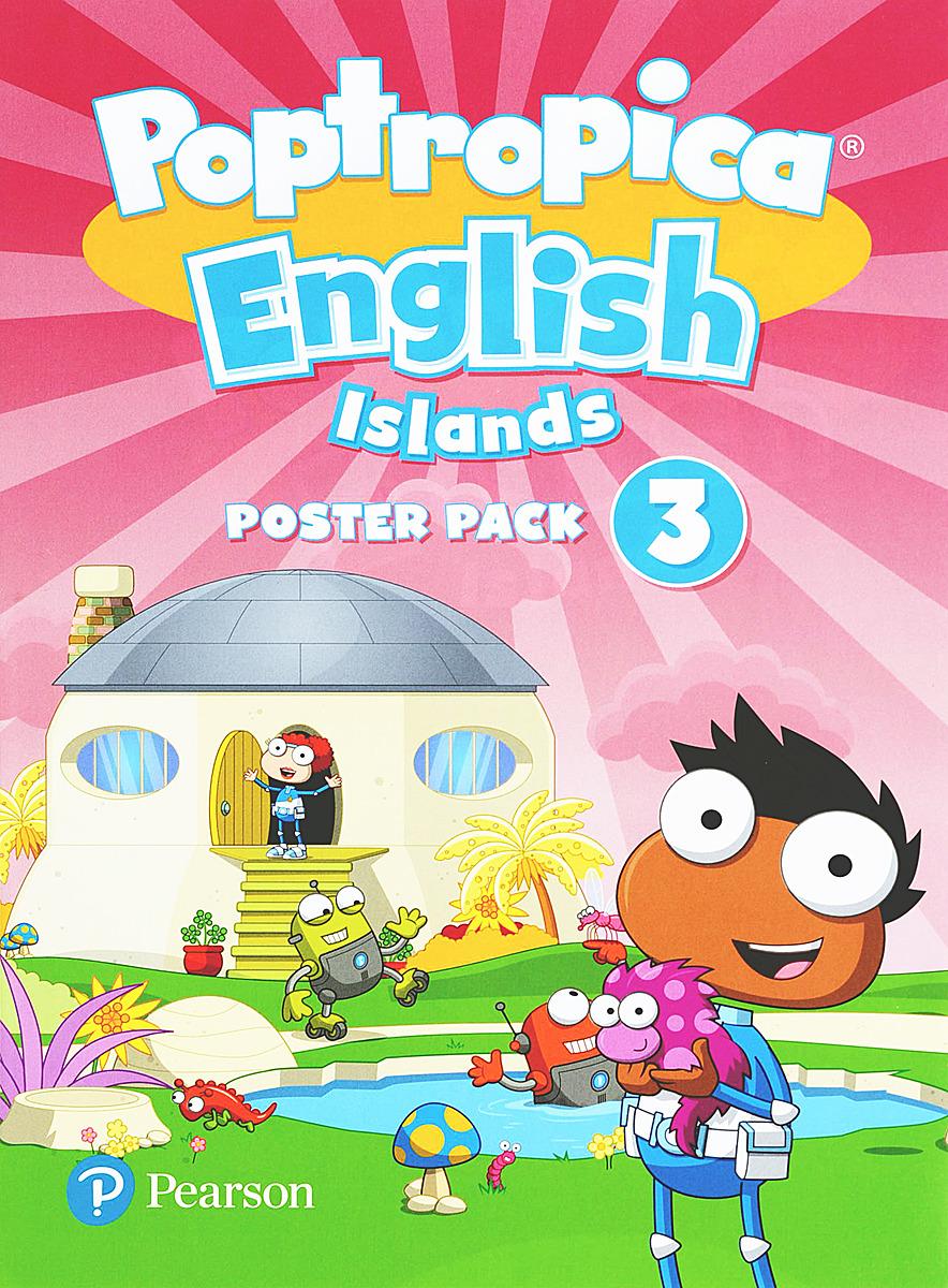 лучшая цена Poptropica English Islands 3 Posters