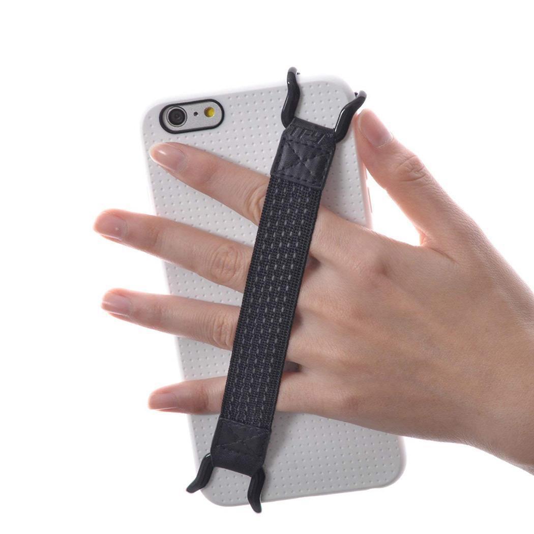 Эластичный металлический держатель для мобильного телефона