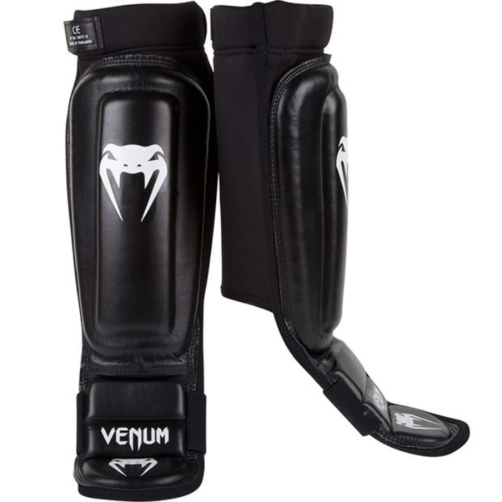 Щитки VENUM 360 MMA Shinguards - черный, XL щитки venum venum mp002xu0dysu