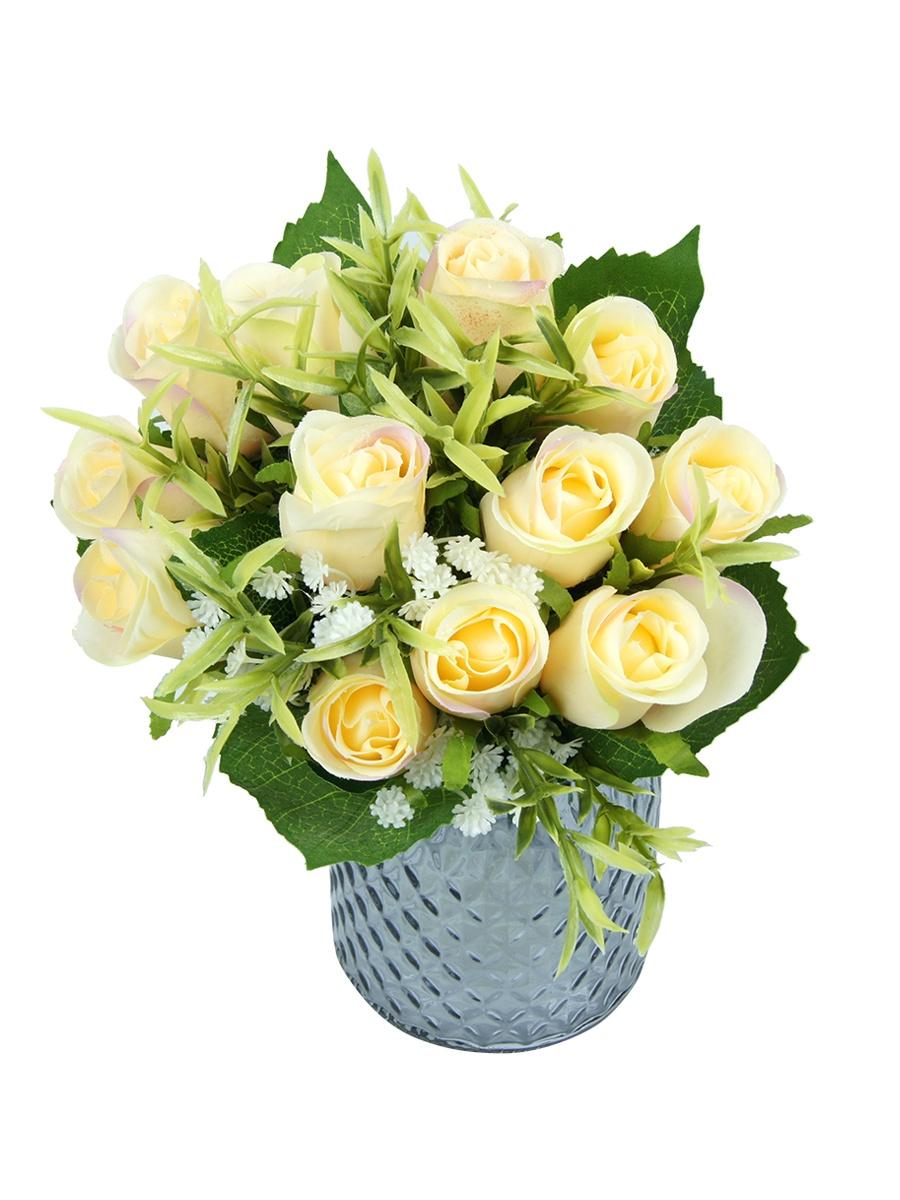 букетная композиция - розы