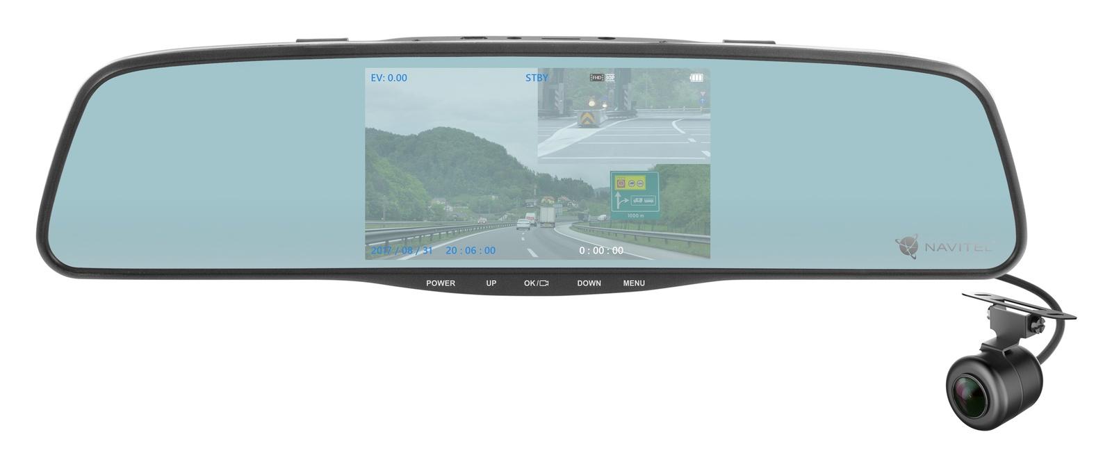 Отзывы зеркало регистратор навигатор авторегистратор с внешним жестким диском
