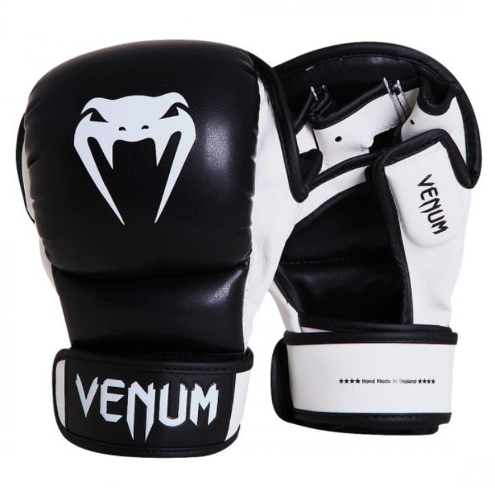 Перчатки ММА Venum Sparring Gloves Black