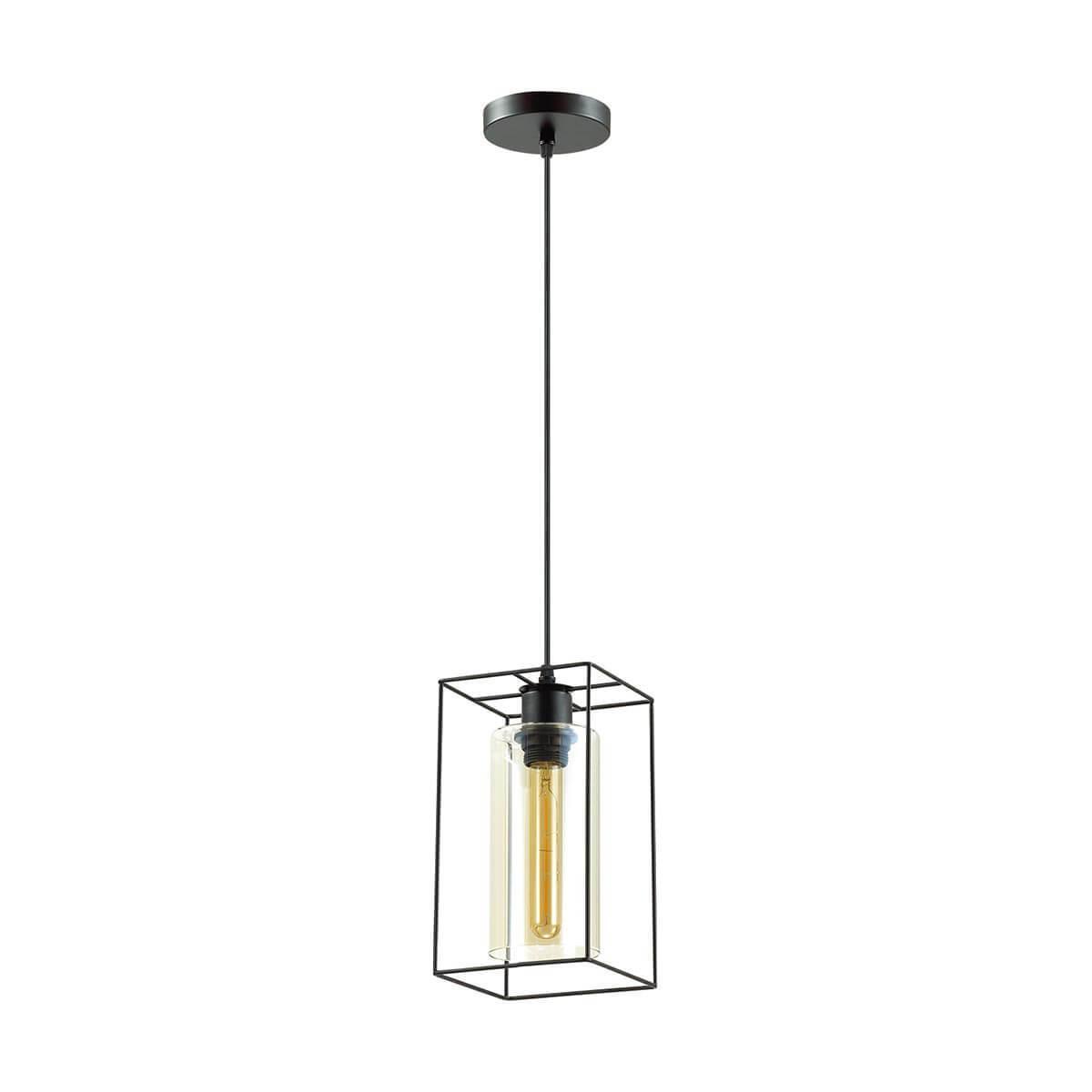 Подвесной светильник Lumion 3728/1, E27, 60 Вт