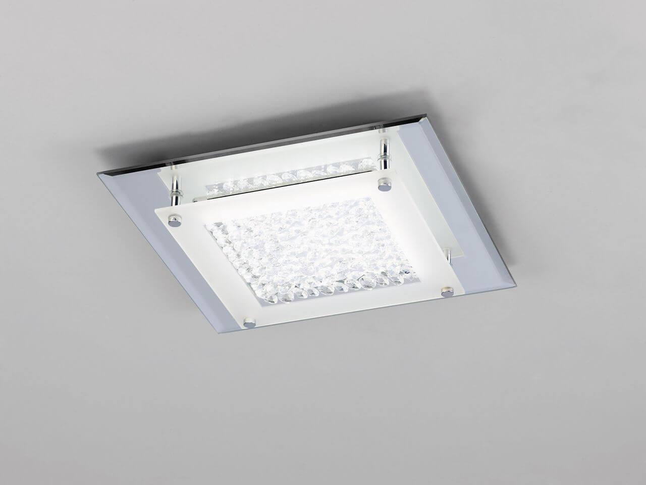 Накладной светильник Mantra 4580, LED, 18 Вт цена 2017