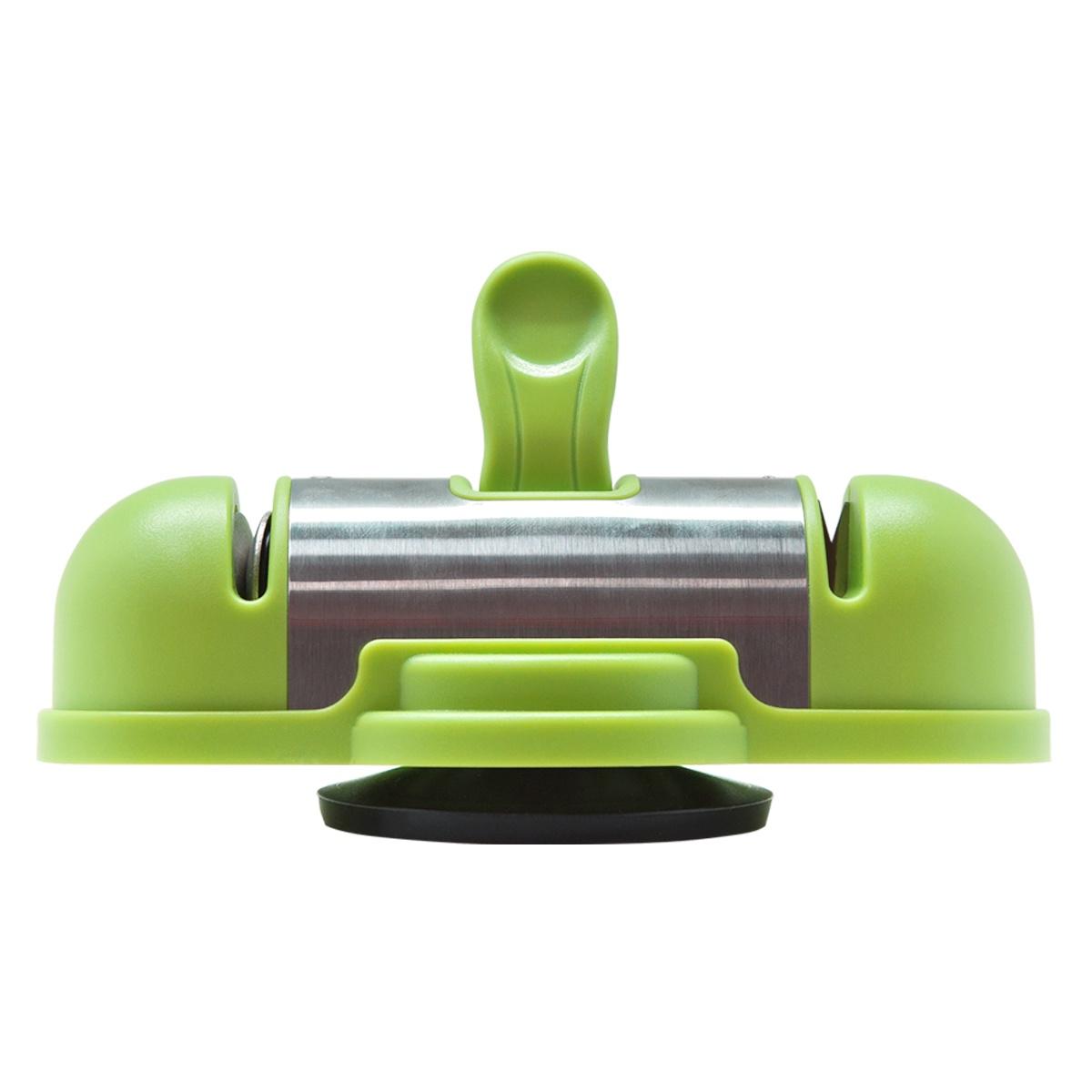 Ножеточка Borner (Германия), двухзонная, цвет: салатовый