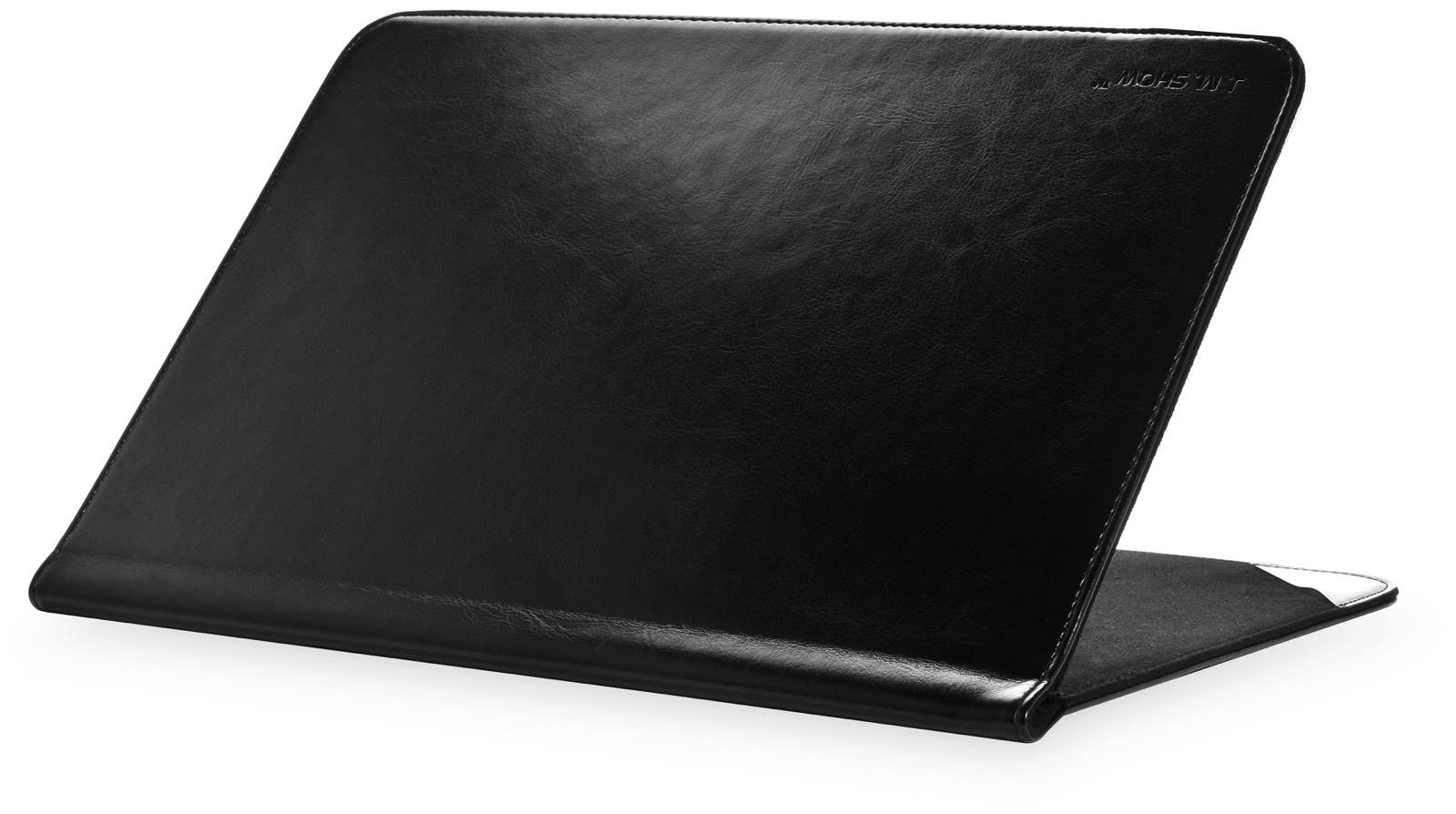 Чехол для ноутбука Gurdini J.M.Show книжка кожа 220056 для MacBook Air 11 ,220056, черный крышка ноутбука