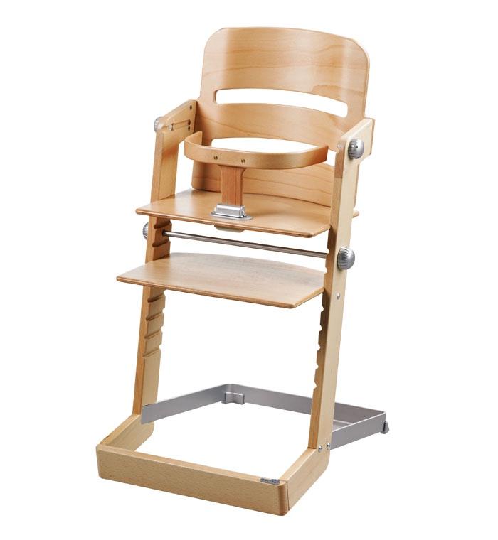 Стульчик Geuther Tamino натуральный стульчик для кормления geuther traveller натуральный