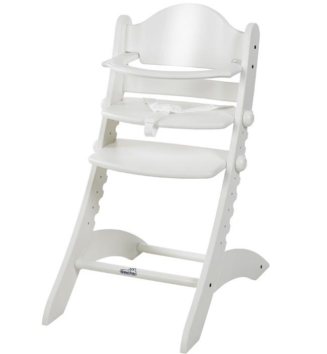 Стульчик для кормления Geuther Swing белый цена 2017