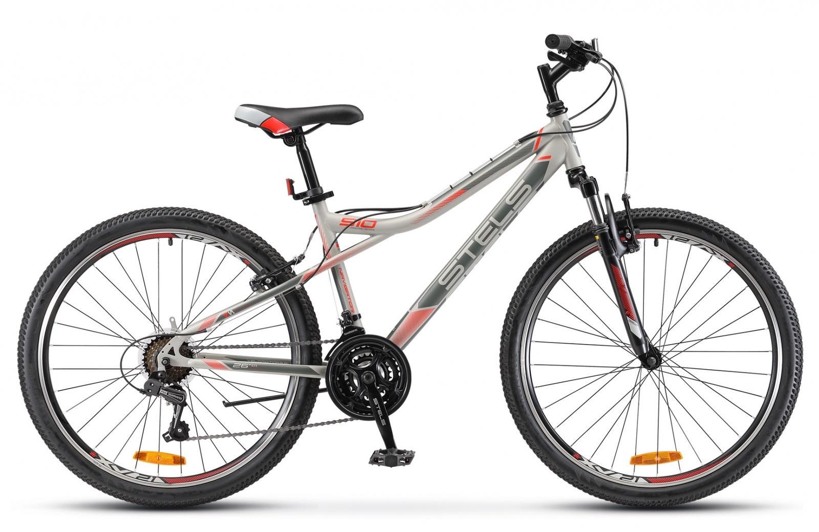 Велосипед Navigator 510 V 26 V030 (2018), рама 16 дюймов