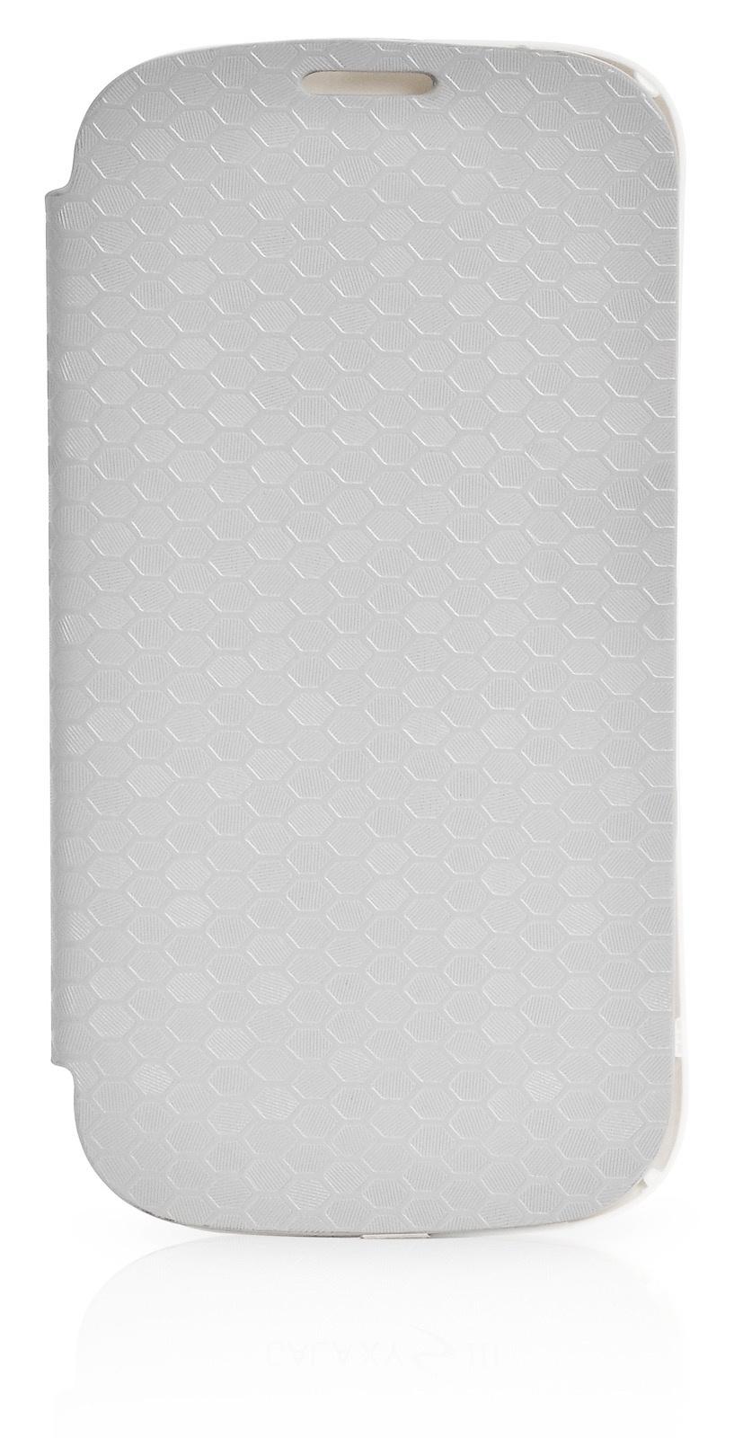 Чехол Gurdini Flip Case соты 380034 для Samsung Galaxy S3,380034, серый