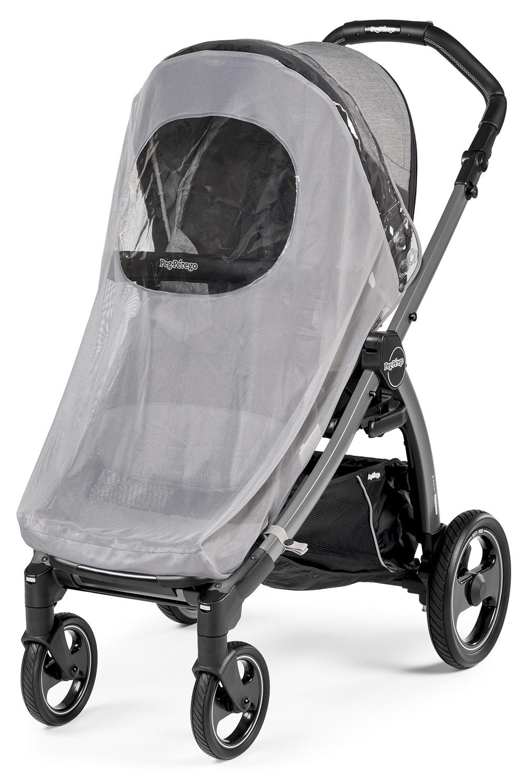 Москитная сетка Peg-Perego для колясок MosquIto Netting For Stroller peg perego прогулочная коляска pliko mini бампер передний peg perego mod red