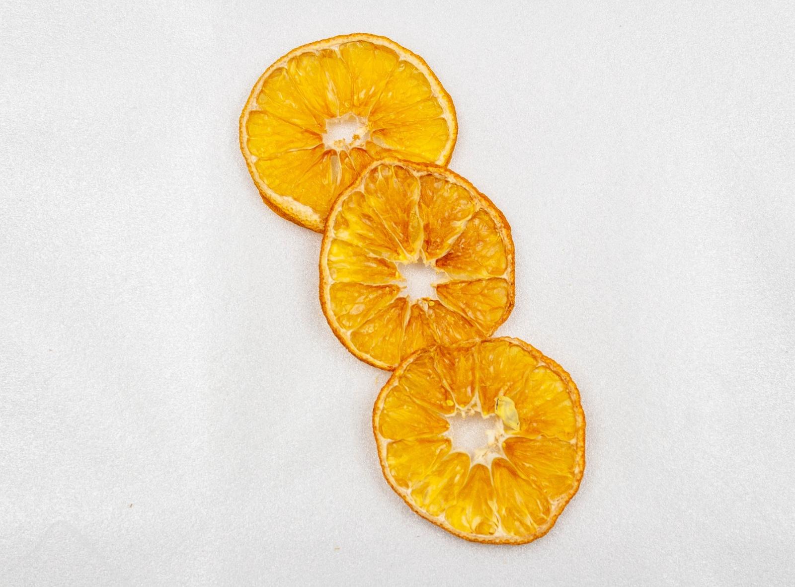 Эко-чипсы фруктовые из мандарина, ТМ Органыч Нет бренда