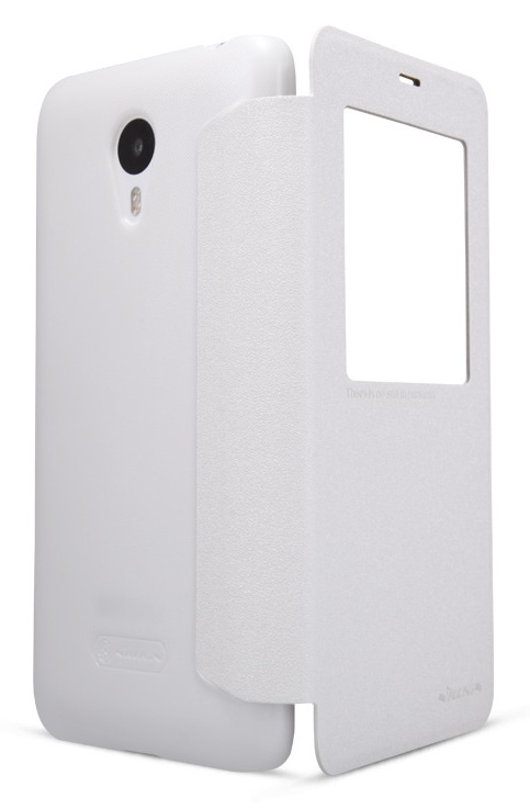 Чехол-книжка NILLKIN для Meizu M1 Note (белый) for meizu m1 note display 100