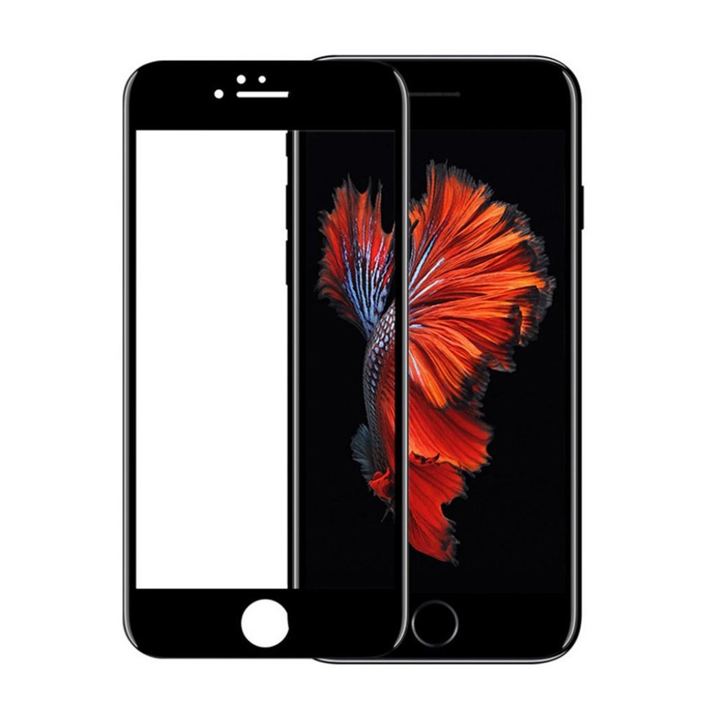 Фото - Защитное стекло 5D Unipha Full Glue закалённое для Apple iPhone 6 Plus/6S Plus, чёрное ubear premium tempered glass 2 5d защитное стекло для iphone 6 plus 6s plus clear