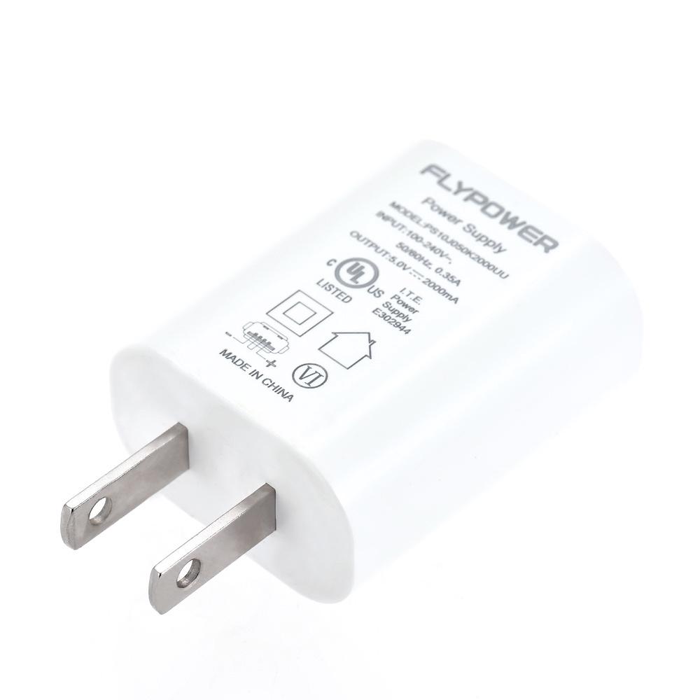 5V 2A Универсальное зарядное устройство США Plug USB зарядное устройство для быстрой зарядки для iPhone 6S 6 Plus iPad Mini SAMSUNG S6 Edge HTC