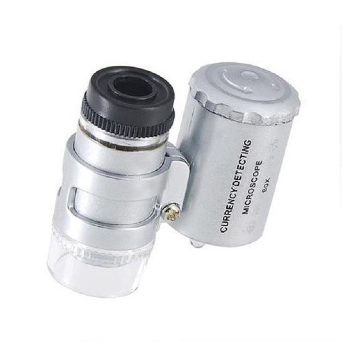 Мини-микроскоп с LED-подсветкой