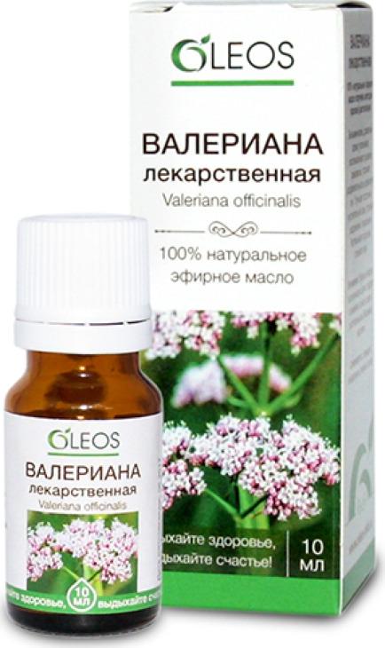 Эфирное масло Oleos Валериана 10 мл Oleos