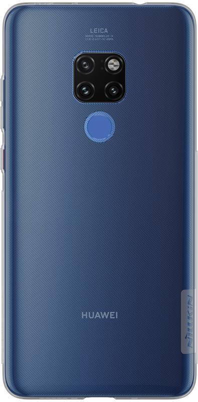 Фото - Чехол силиконовый для Huawei Mate 20 mooncase желе цвет силиконовый гель тпу тонкий с подставкой обложка чехол для huawei ascend mate 7 фиолетовый