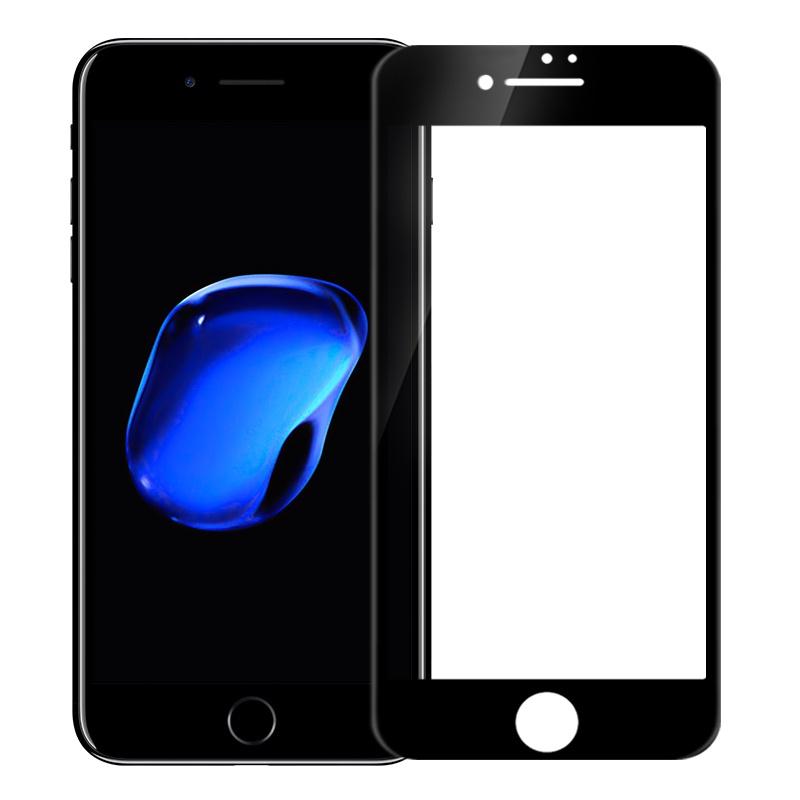 Защитное стекло для Apple iPhone 7 защитное стекло red line 3d для apple iphone 7 белый