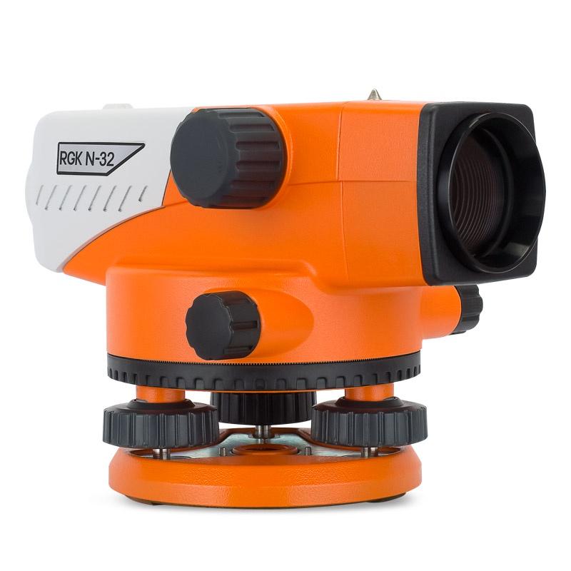 Нивелир оптический RGK N-32 + поверка