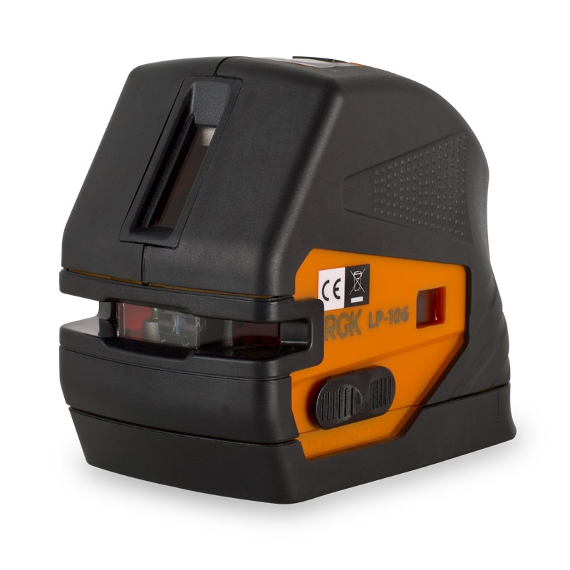 Уровень лазерный автоматический RGK LP-106 нового образца
