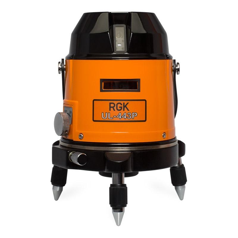Уровень лазерный автоматический RGK UL-443P
