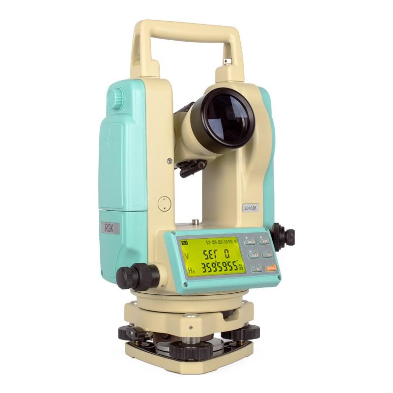 Теодолит электронный RGK T-05 теодолит оптический rgk to 02 с поверкой