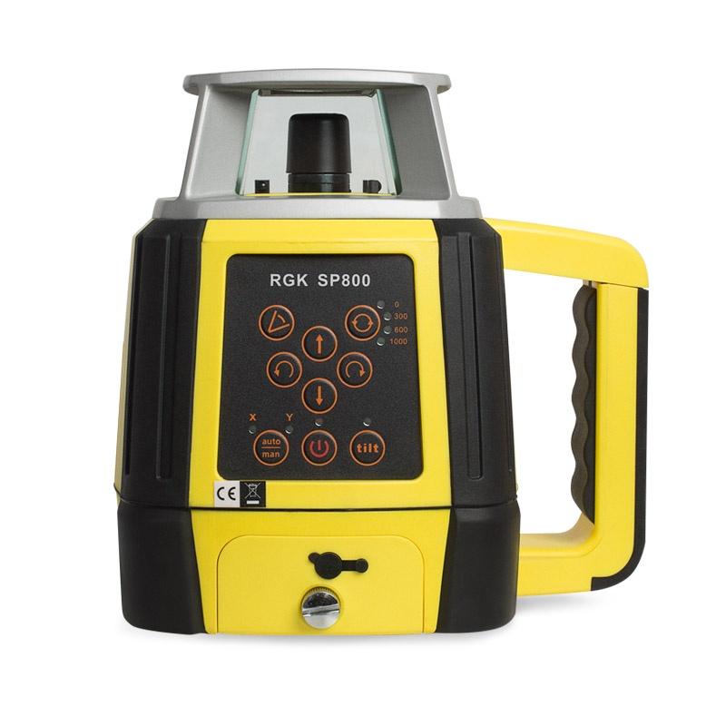 Уровень лазерный автоматический RGK SP 800 уровень rgk sp 610