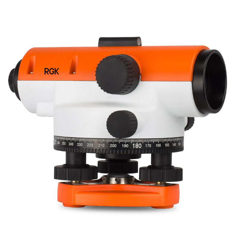 Нивелир оптический RGK C-20 + поверка