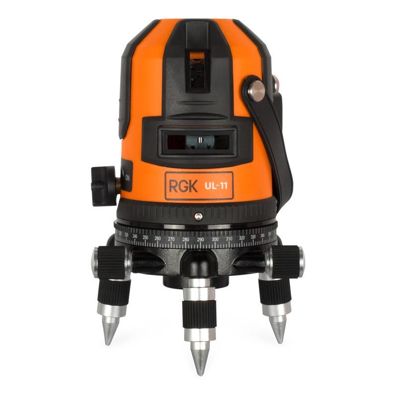 Уровень лазерный автоматический RGK UL-11