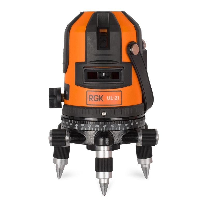 Уровень лазерный автоматический RGK UL-21