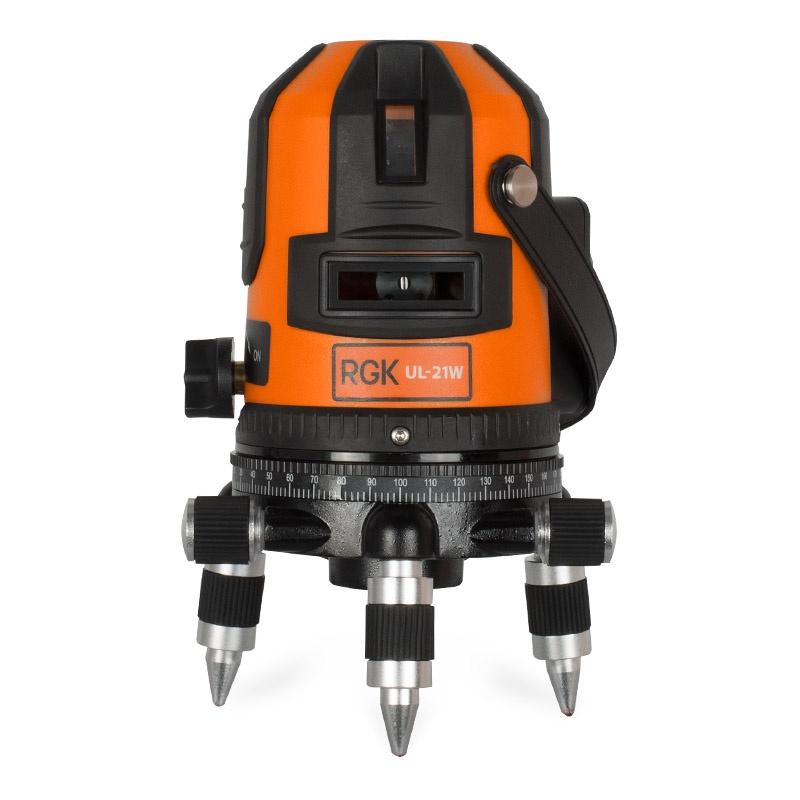 Уровень лазерный автоматический RGK UL-21W