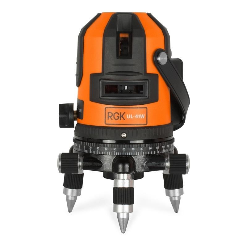 Уровень лазерный автоматический RGK UL-41W