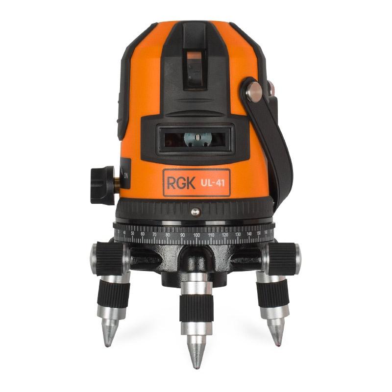 Уровень лазерный автоматический RGK UL-41 MAX