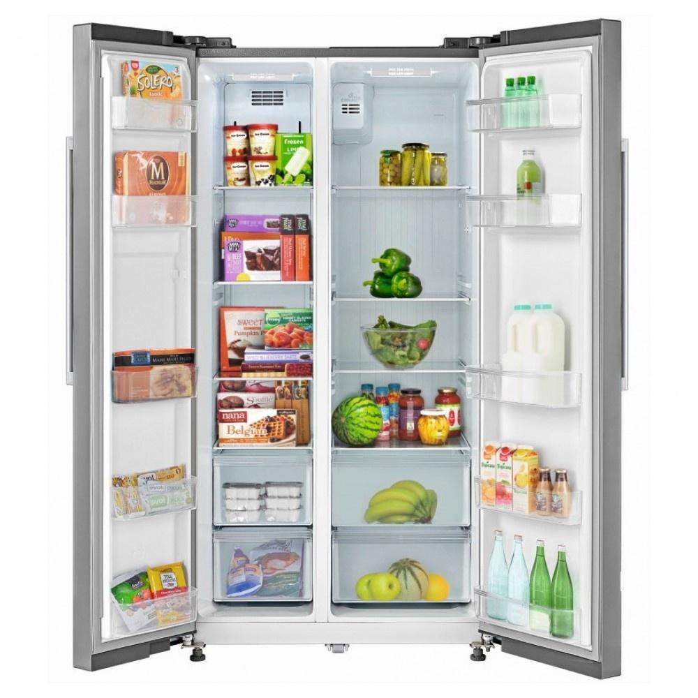 Холодильник GRAUDE SBS 180. 1 E GRAUDE